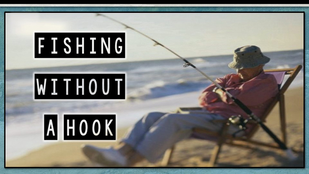 Fishing without a Hook Image