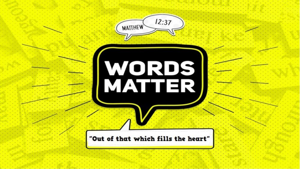 Words Matter Image