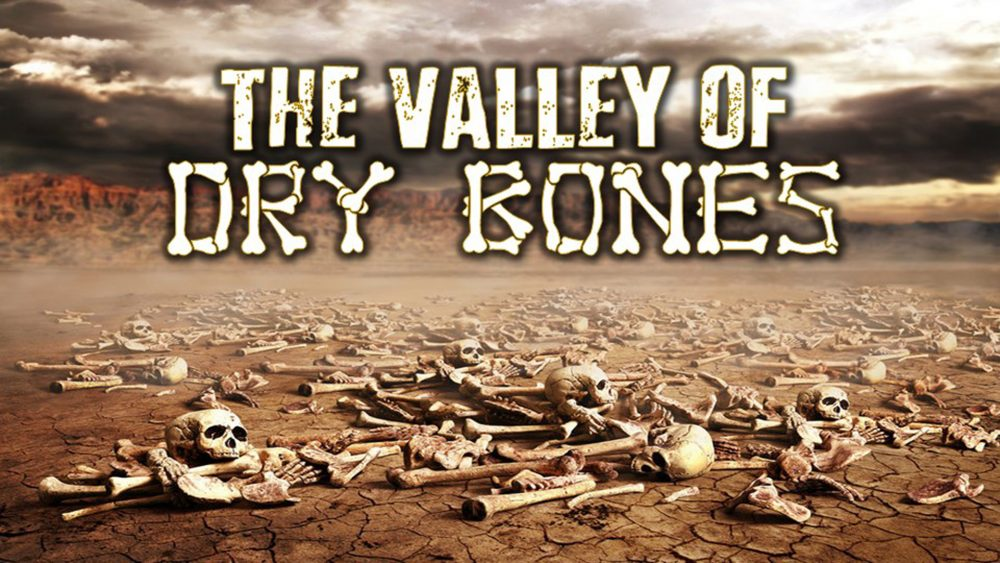 The Valley of Dry Bones Image