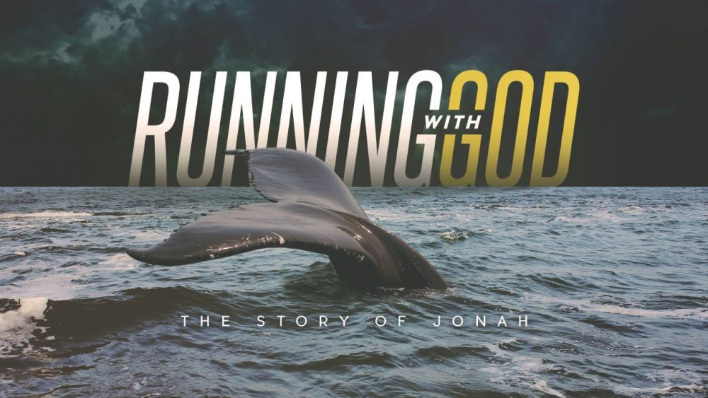 Jonah Part 3: Running With God Image