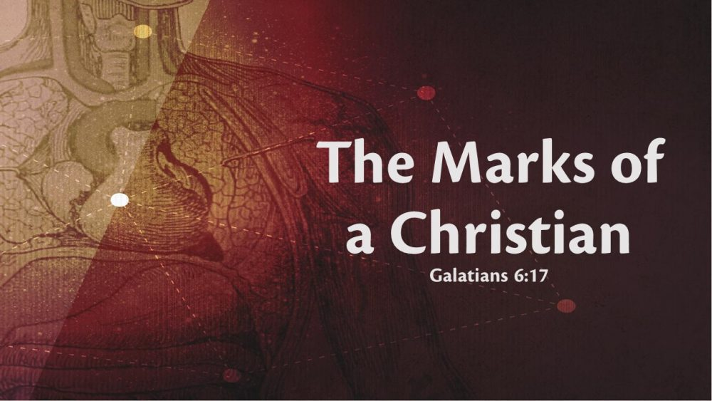 The Marks of a Christian Image