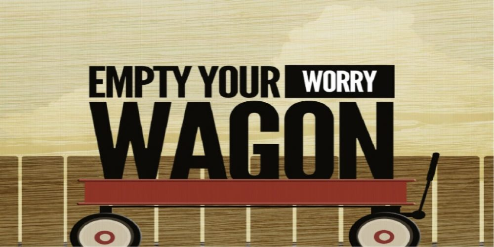 Empty Your Worry Wagon Image