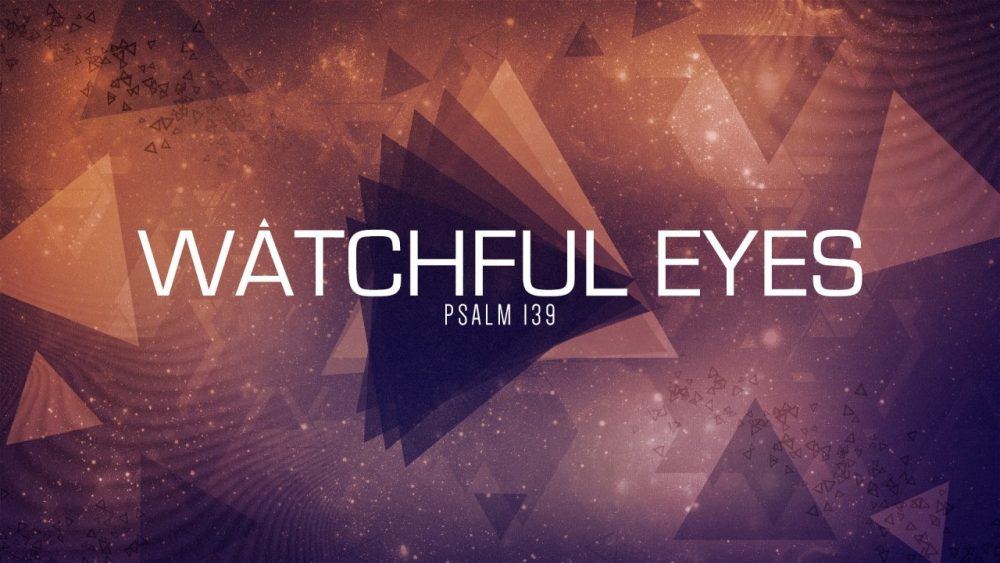 Watchful Eyes Image