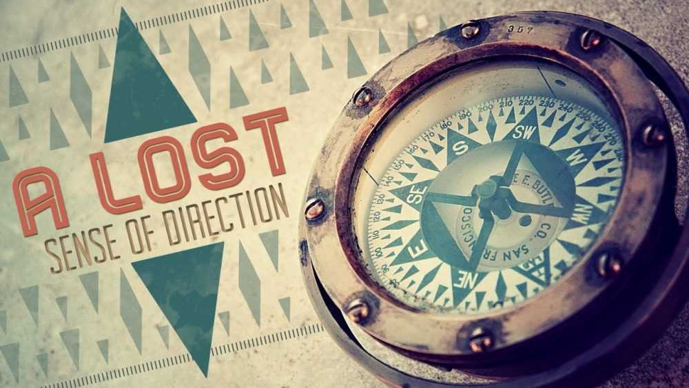 A Lost Sense of Direction Image