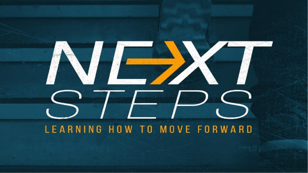 Next Steps (Part 4) Image