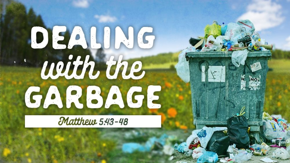 Dealing with the Garbage Image