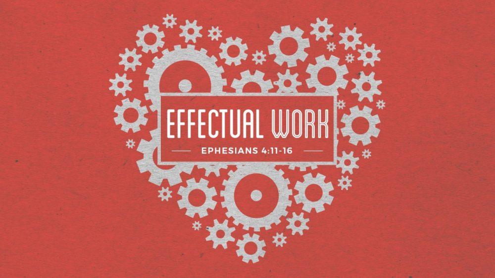 Effectual Work Image