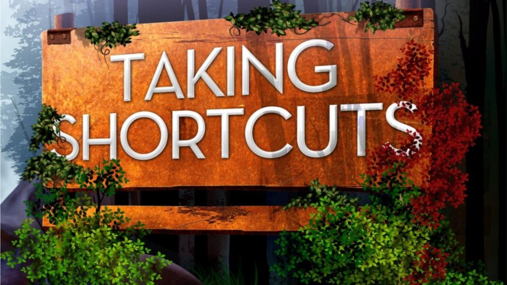 Taking Shortcuts Image