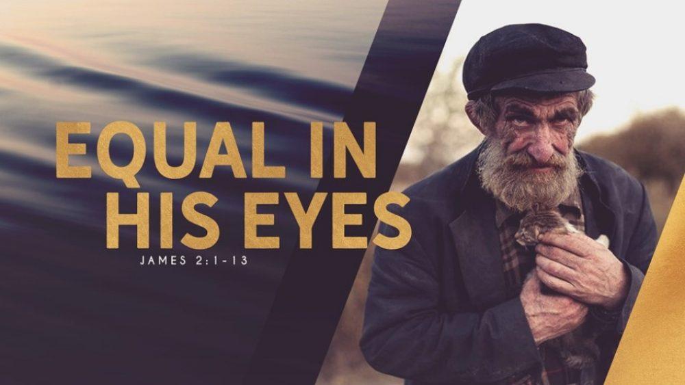 Equal in His Eyes Image