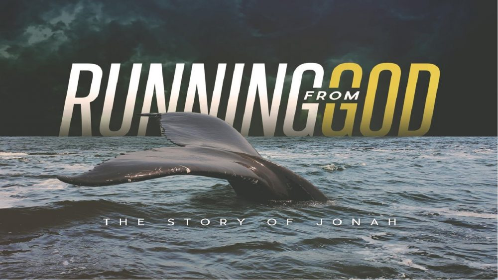 Jonah Part 1: Running from God Image