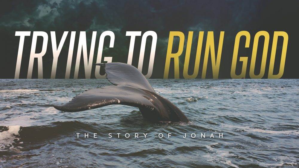 Jonah Part 4: Trying to Run God Image