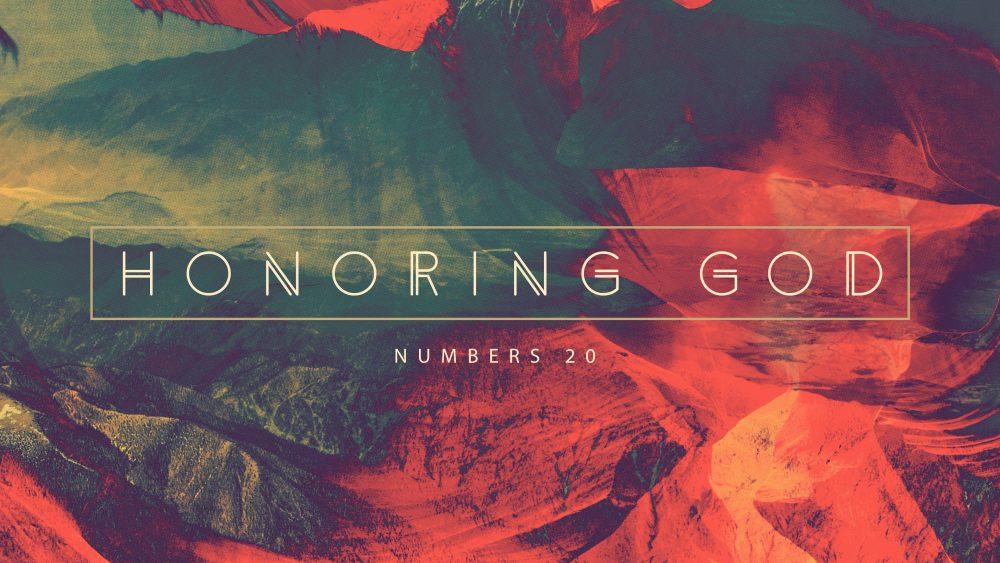 Honoring God Image