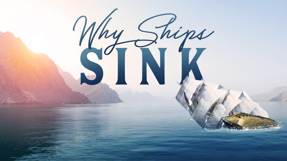 Why Ships Sink Image