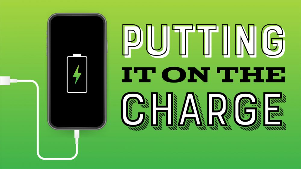 Putting It On The Charge Image