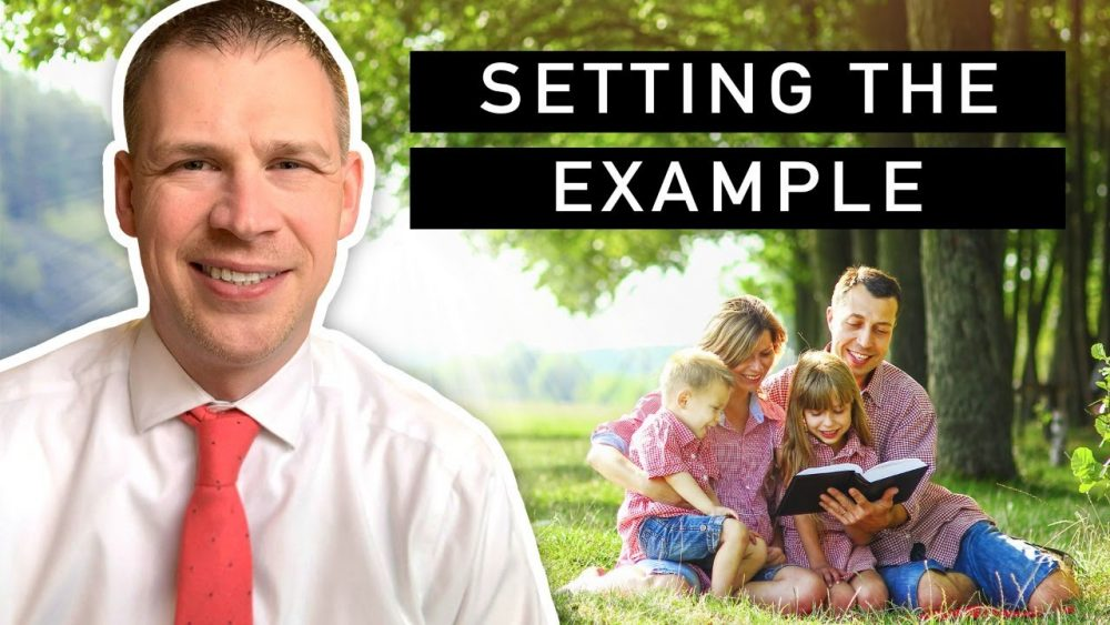 Setting the Example Image