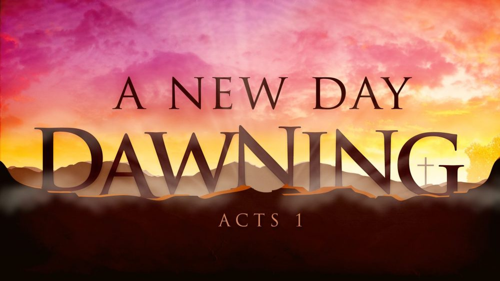 A New Day Dawning Image