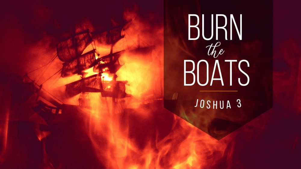 Burn the Boats Image